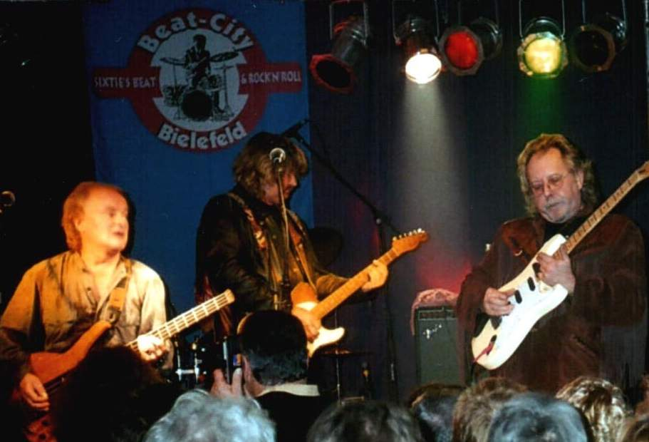 Animals in Bielefeld: Rodford, Peter Barton, John Williamson